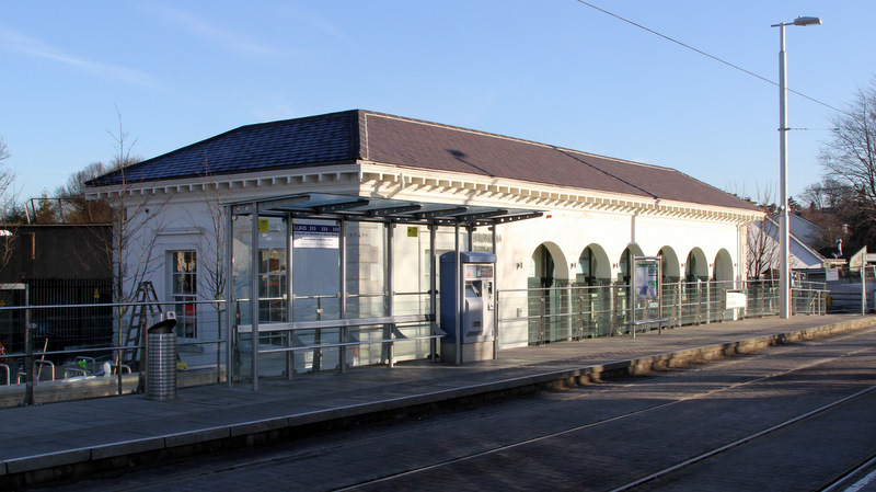 Dundrum Railway Station